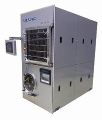 Compact Freezing/Vacuum Drying Systems  DFM Series
